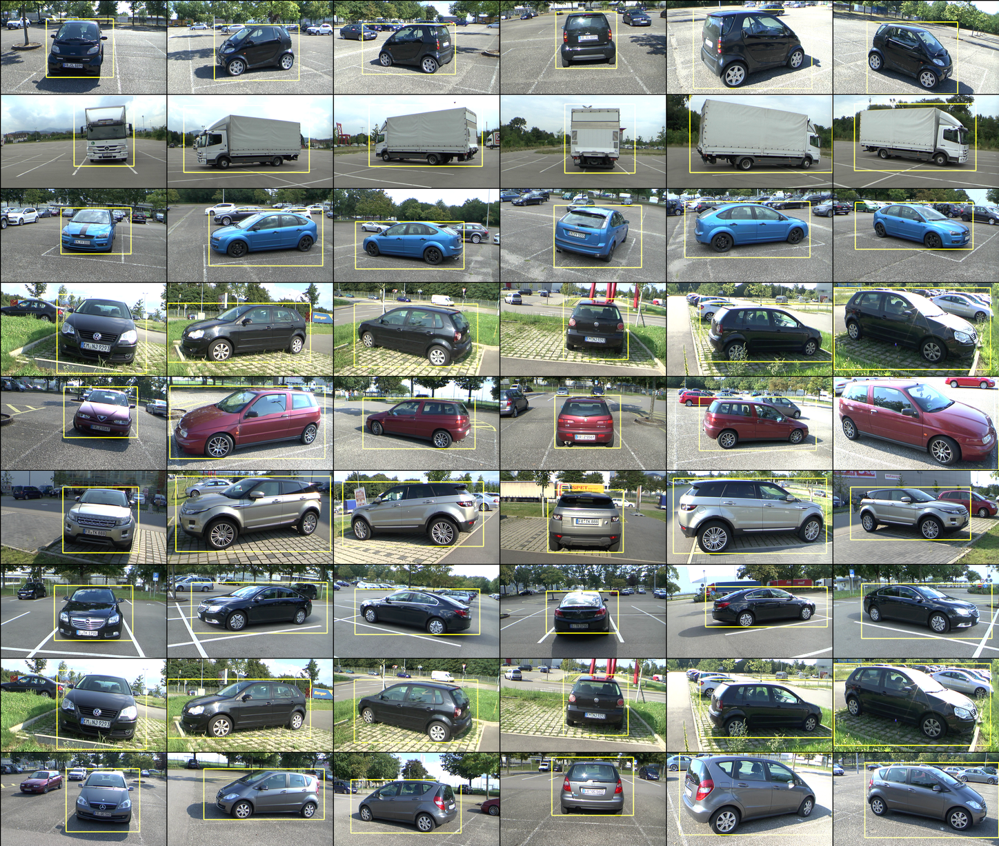 Unsupervised Generation of a Viewpoint Annotated Car Dataset